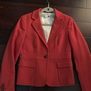 Jcrew wool blazer